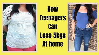 HOW TO LOSE WEIGHT FAST IF YOU ARE SCHOOL GIRL | Somya Luhadia