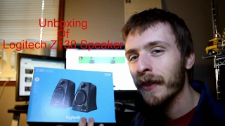 Unboxing Of Logitech Z130 Speaker