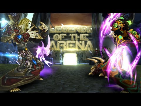 Swifty Legends of the Arena - Azael vs Khryl