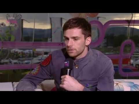 Guy Berryman Interview - T in The Park 2011