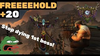 Freehold +20 - Resto Druid (Zmug) PoV