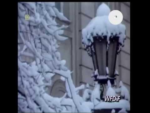 PRL 1978 Przed Świętami. Łęczna. Zima w Tatrach. Malarka Gawłowa