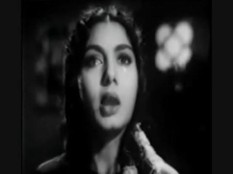 Dil Gam Se Jal Raha Hai..suman Kalyanpur-shama video