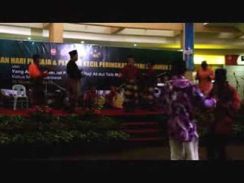 Gendang Melayu Sarawak @ Indra Samudra Budaya@kubahria