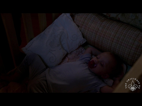 The Originals 3x02 Klaus Watches Hope Sleep (Klope) Deleted Scenes {HD}