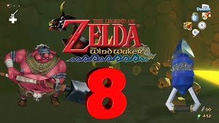 Let's Play THE LEGEND OF ZELDA: THE WIND WAKER Part 8: Asoziale Stelle!