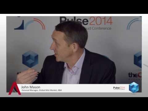John Mason - IBM Pulse 2014 - theCUBE