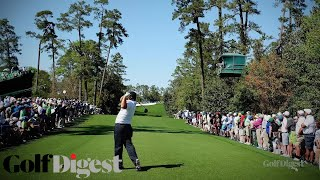 The Most Memorable Golf Shots at The Masters Tournament | Major Championships | Golf Digest