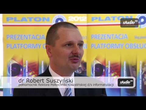 Roadshow 2012 Promocja Projektu PLATON