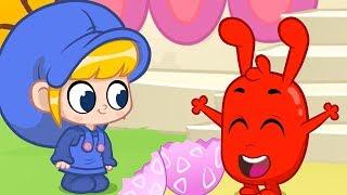 Easter Eggs - My Magic Pet Morphle | Cartoons For Kids | Morphle's Magic Universe |