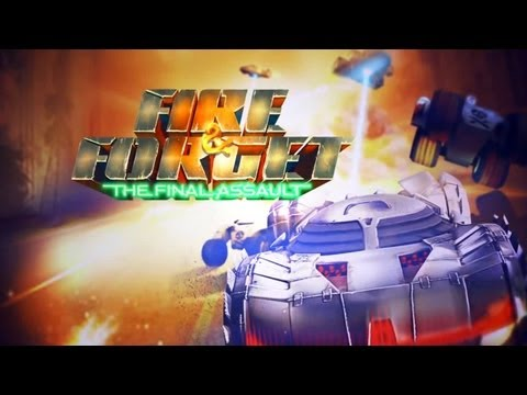 Fire & Forget The Final Assault - Universal - HD Gameplay Trailer