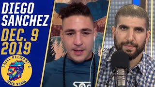 Diego Sanchez invites Mike Tyson to be in his corner for next fight | Ariel Helwani's MMA Show