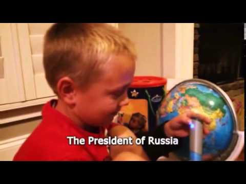 even kids don't believe that russia is a democratic country :))