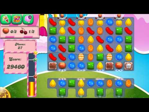 Candy Crush Saga Level 288 No Boosters