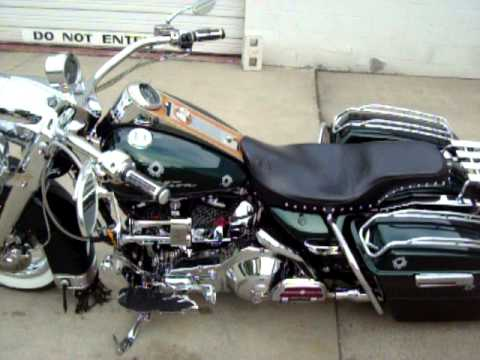 1995 Harley Davidson Road King Specifications 1996 Harley-davidson Road King
