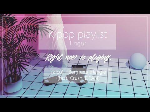 [ Rap - K-hip hop/ K-pop mix | 1 hour playlist ]