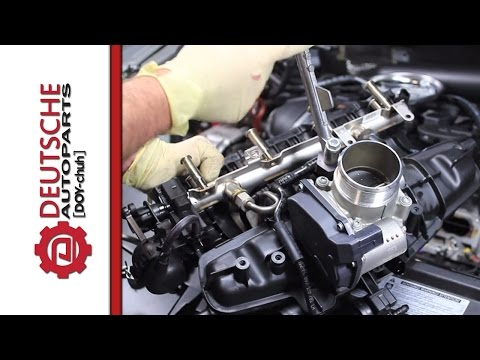 Intake Manifold for VW and Audi 2.0T TSI DIY (How to) Replacement