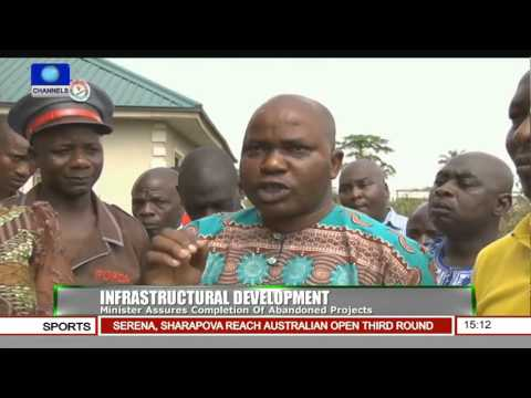 News Across Nigeria: Court Orders Nnamdi Kanu To Be Remanded In Prison 20/01/16 Pt.2