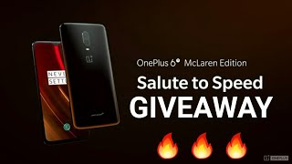 Oneplus 6t McLaren Edition Unboxing | Review | GIVEAWAY 🔥🔥🔥