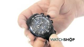 Citizen Men's Ecosphere Chronograph Eco-Drive Watch (CA4155-12L)