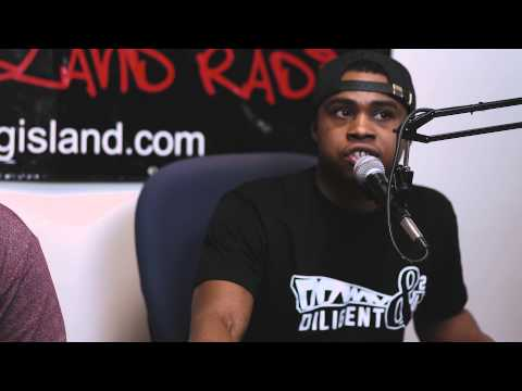 Lucci Wally Interview at Desert Storm Radio (DJ Allstar Show)