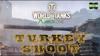 World of Tanks Xbox One - Turkey Shoot Operation, FV215b 183 Gameplay (8000 damage)