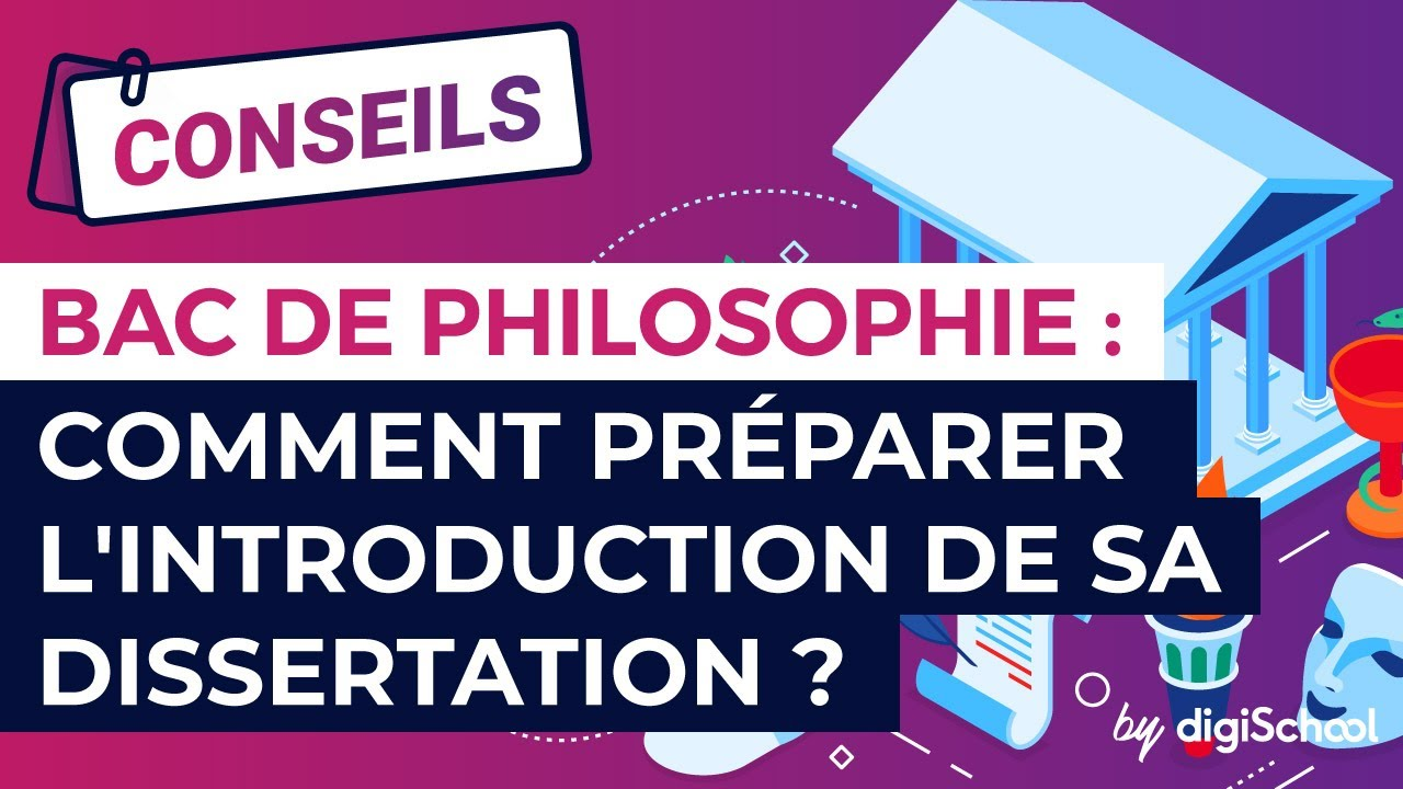 comment faire une introduction pour dissertation