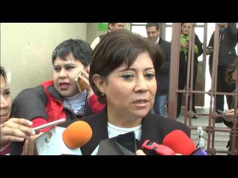 Judit Guerrero Acude a Votar