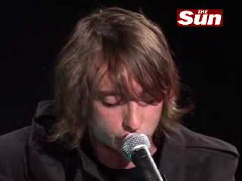 The Enemy - We'll Live And Die In These Towns (acoustic) - The Sun 18/05/09