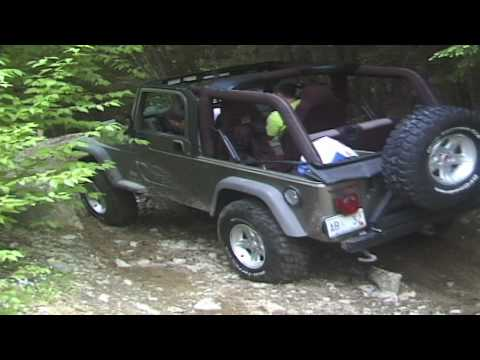 rough country contest Jeep TJ/LJ 3.25