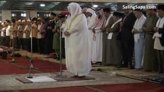 Syeikh Abdul Rahman As Sudais Mengimami Sholat Jum'at di Istiqlal