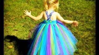 How to Put Straps on Tutu Dresses