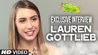 Exclusive: Lauren Gottlieb Interview | Welcome 2 Karachi