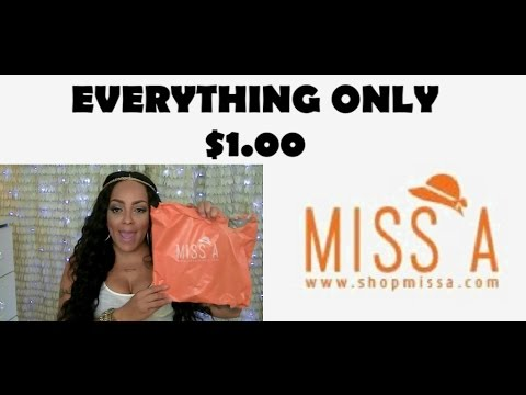 Cheapskate Haul SUPER DUPER CHEAP $1 Everything Makeup Accessories Shopmissa.com