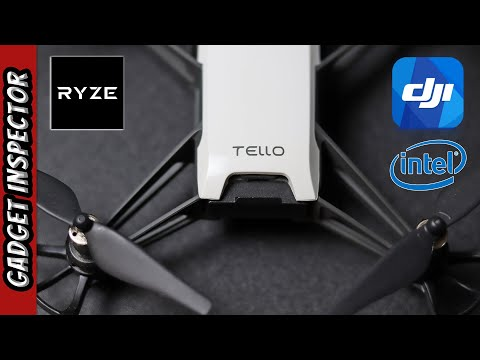 Ryze Tech Tello Drone Powered by DJI and Intel Review | Flight and Camera Test | Part 2