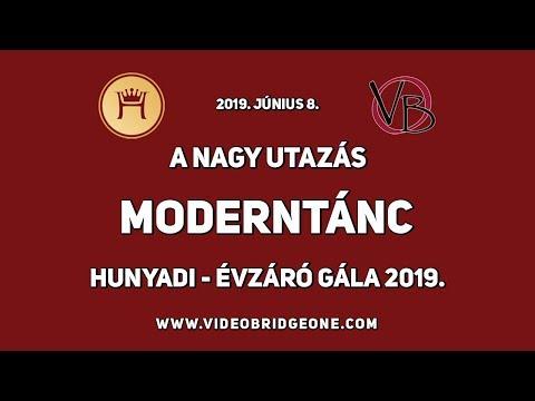 Hunyadi Gála 2019 - A Nagy Utazás - Időutazás