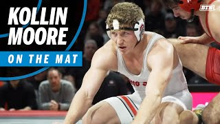 On the Mat: Kollin Moore's Quest for a National Title | Ohio State | B1G Wrestling