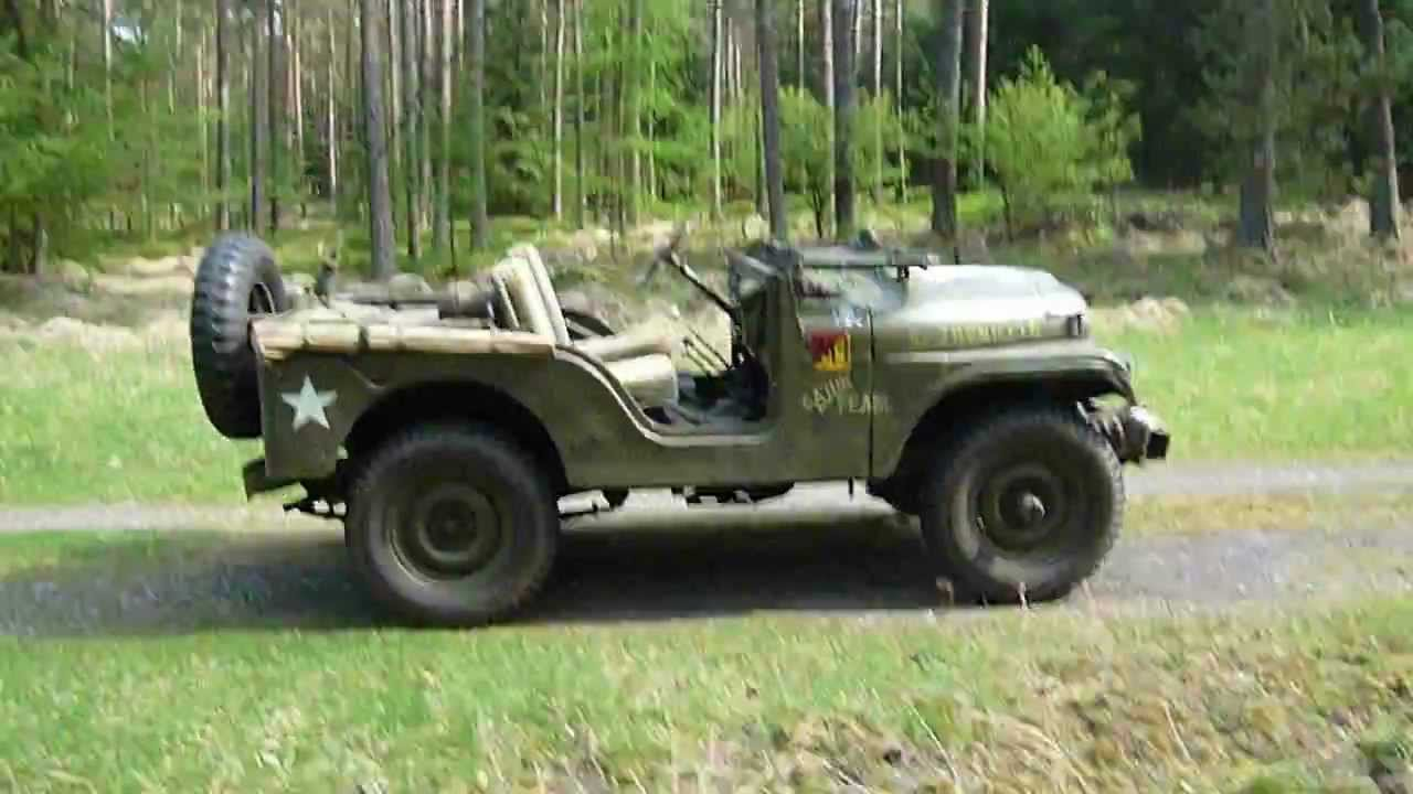 Willys Jeep M38a1 Youtube