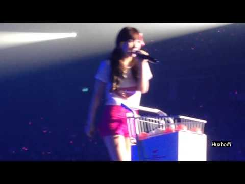 [FANCAM] 140111 Taeyeon Twinkle – Girls' Generation World Tour in Bangkok