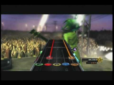 I Heard It Through the Grapevine - Marvin Gaye - Guitar Hero 5 - Expert Guitar
