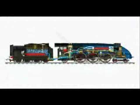 Hornby Live Steam Sample video