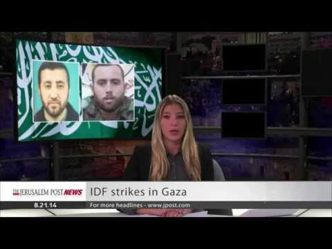Jpost.com 21-8-14: Two very senior Hamas terrorists killed by IDF