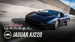 1993 Jaguar XJ220 - Jay Leno's Garage