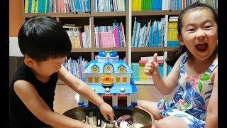 로보카폴리 구조본부 장난감놀이 | Robocar Poli rescue Center Headquarter Play set toy