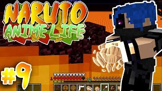 """""""ANOTHER ONE BITES THE DUST!?"""" - Naruto Anime Life (Naruto Minecraft Modpack) 