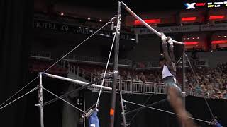 Simone Biles – Uneven Bars – 2019 GK U.S. Classic – Senior Competition
