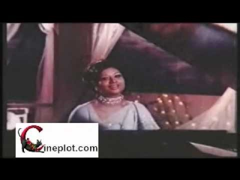 Runa Laila sings for Shabnam in Ehsas (1972)