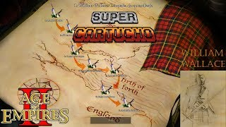 Age of Empires 2 HD - William Wallace - Primera Campaña - Primeros Pasos
