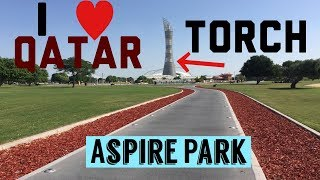 FUNNY MOMENT AT THE ASPIRE PARK||LAFTRIP TO!