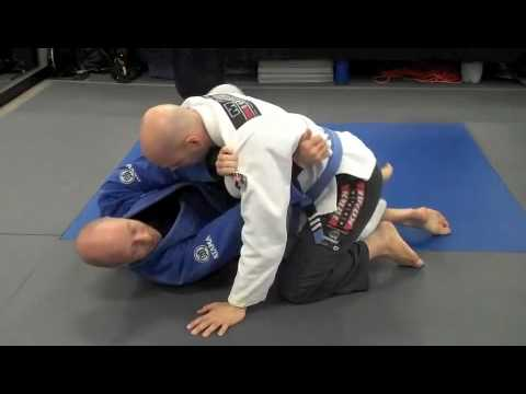 Jay-jitsu BJJ - Transition from half guard  to X Guard w/ sweep Image 1